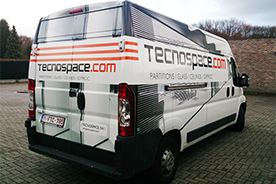CAR WRAP-TECNOSPACE